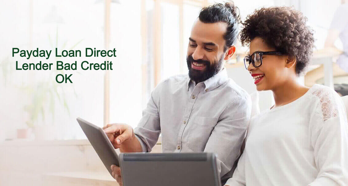 payday loan direct lender for bad credit